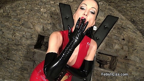Polish My sexy latex